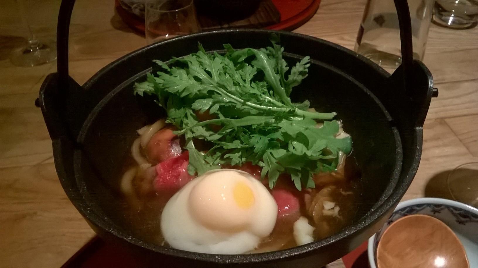 Japanese cuisine Yama - more sukiyaki