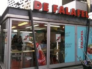 de falafel