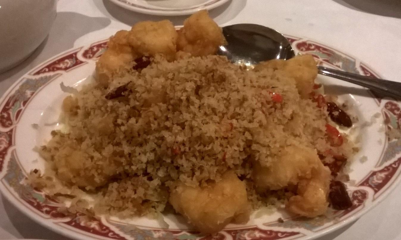 Tai Wu - desert shrimp