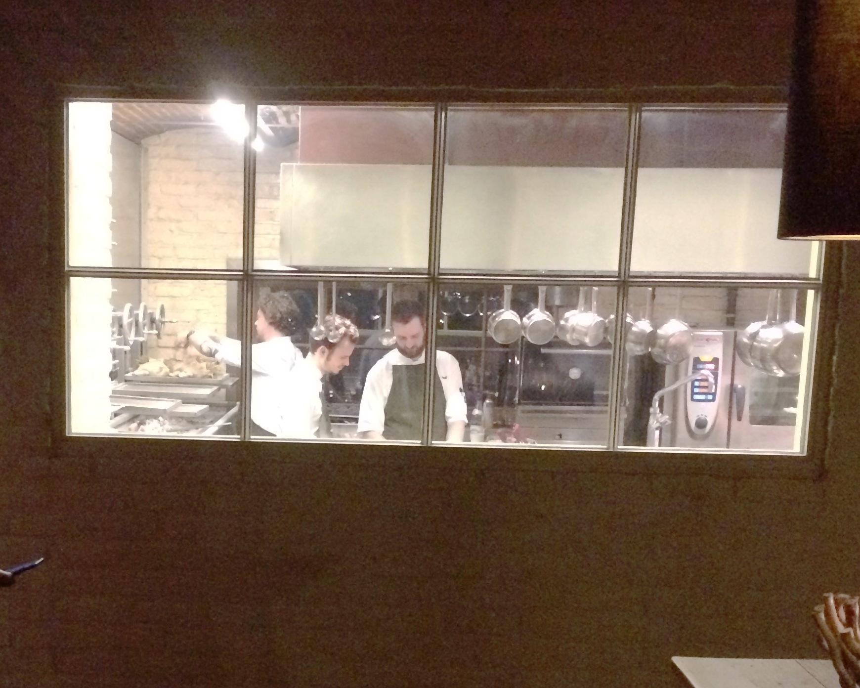 In De Wulf - kitchen