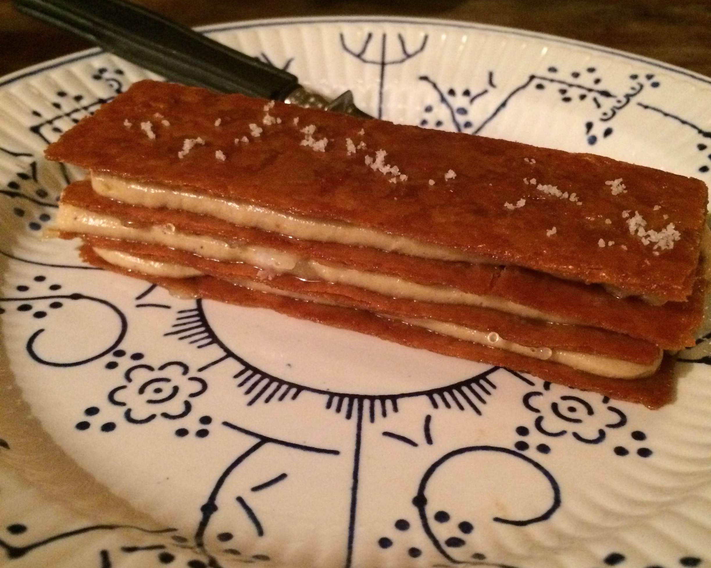 In de Wulf - mille feuille
