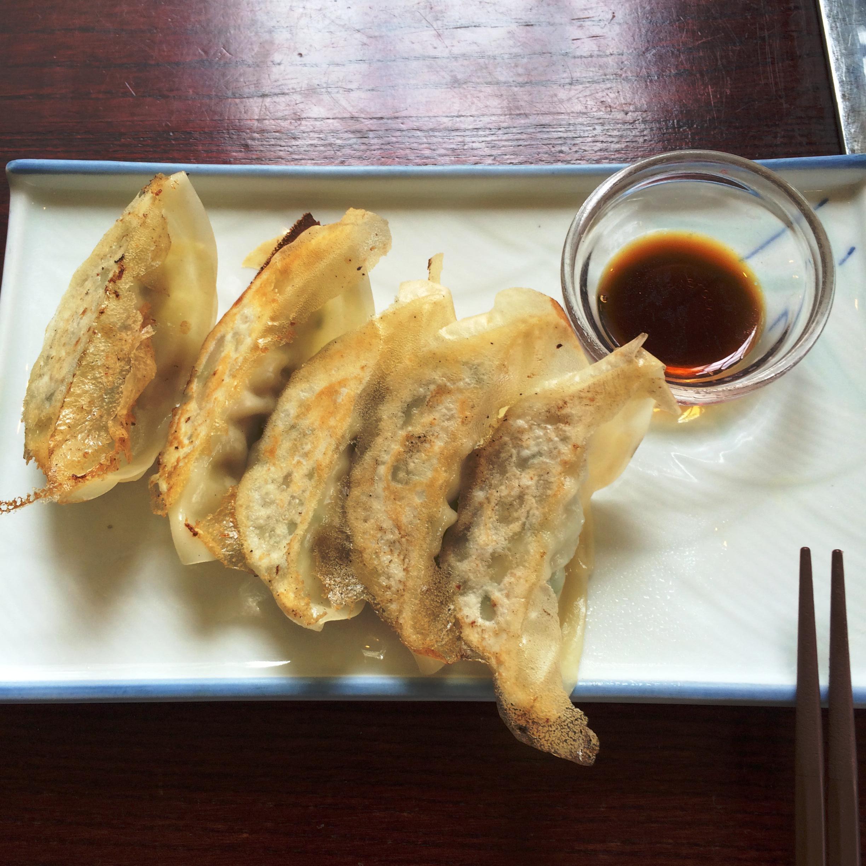 Ishii - gyoza
