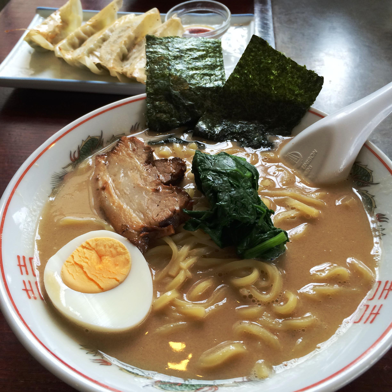 Ishii - tonkotsu shoyu ramen