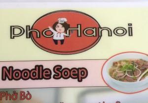 Pho Hanoi - logo
