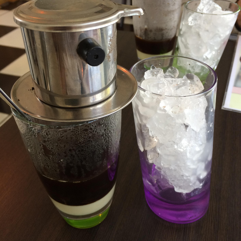 Pho Hanoi - vietnamese coffee