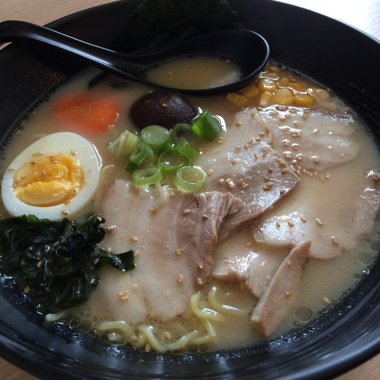 SET Noodle & Hotpot - pork miso ramen