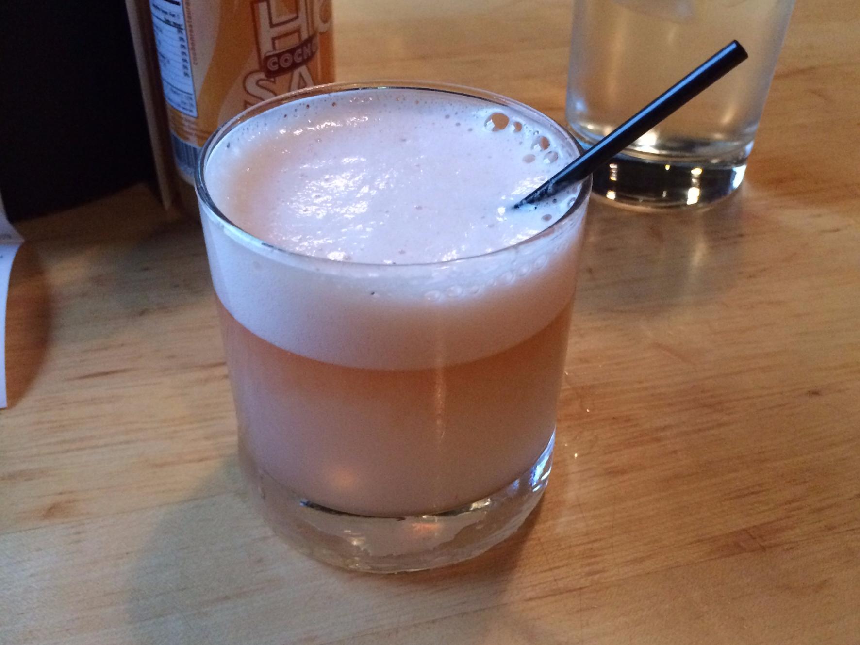 New Orleans Cochon Butcher - cocktail