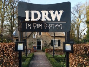 In Den Rustwat - entrance